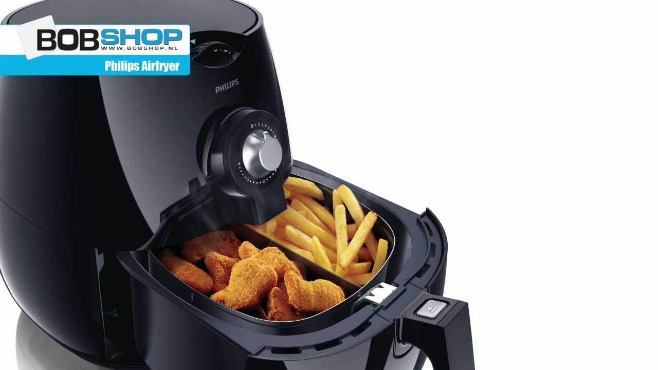 Airfryer Fritteuse Philips Airfryer Bobshop - Youtube