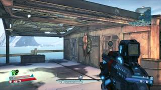 Borderlands 2 Thunderball fist drop from Captain Flynt in TVHM