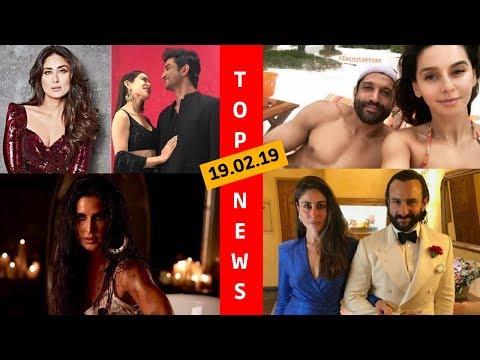 Farhan-Shibani Vacation, Kareena WARNS Sara Not To Date Sushant & More | Top News Mp3