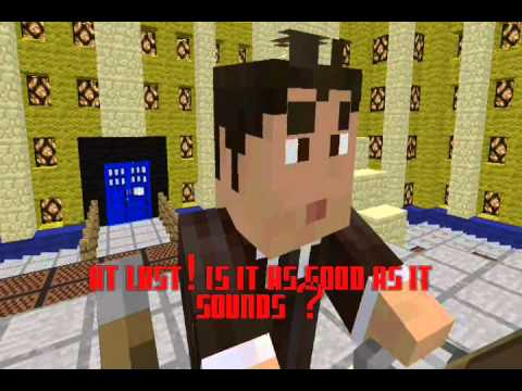 Minecraft Doctor who 50th anniversary,50th video/50+ subscribers ...