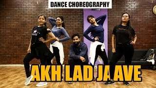 Akh Lad Jave Dance 2019   Parmesh Choreography   AIM Dance Academy