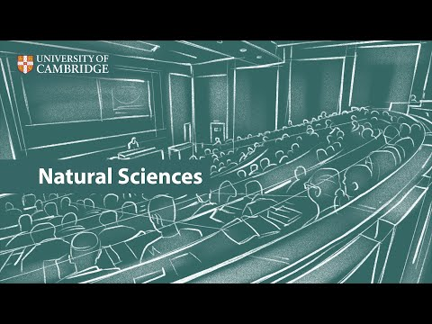 Natural Sciences at Cambridge