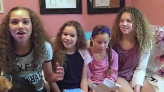 Haschak Sisters - Q&A! John HjTrue