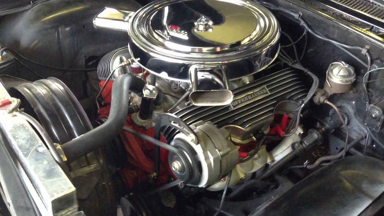 409 Chevy Big Block For Sale Youtube