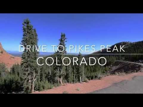 Drive up Pikes Peak in Colorado | Was It Worth It?!
