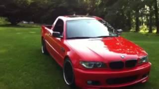 BMW pick up color change