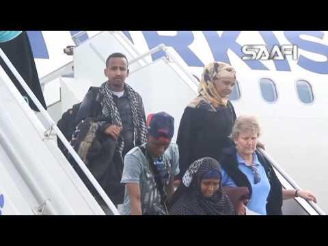 Somali Tourism Promotional Video 2016