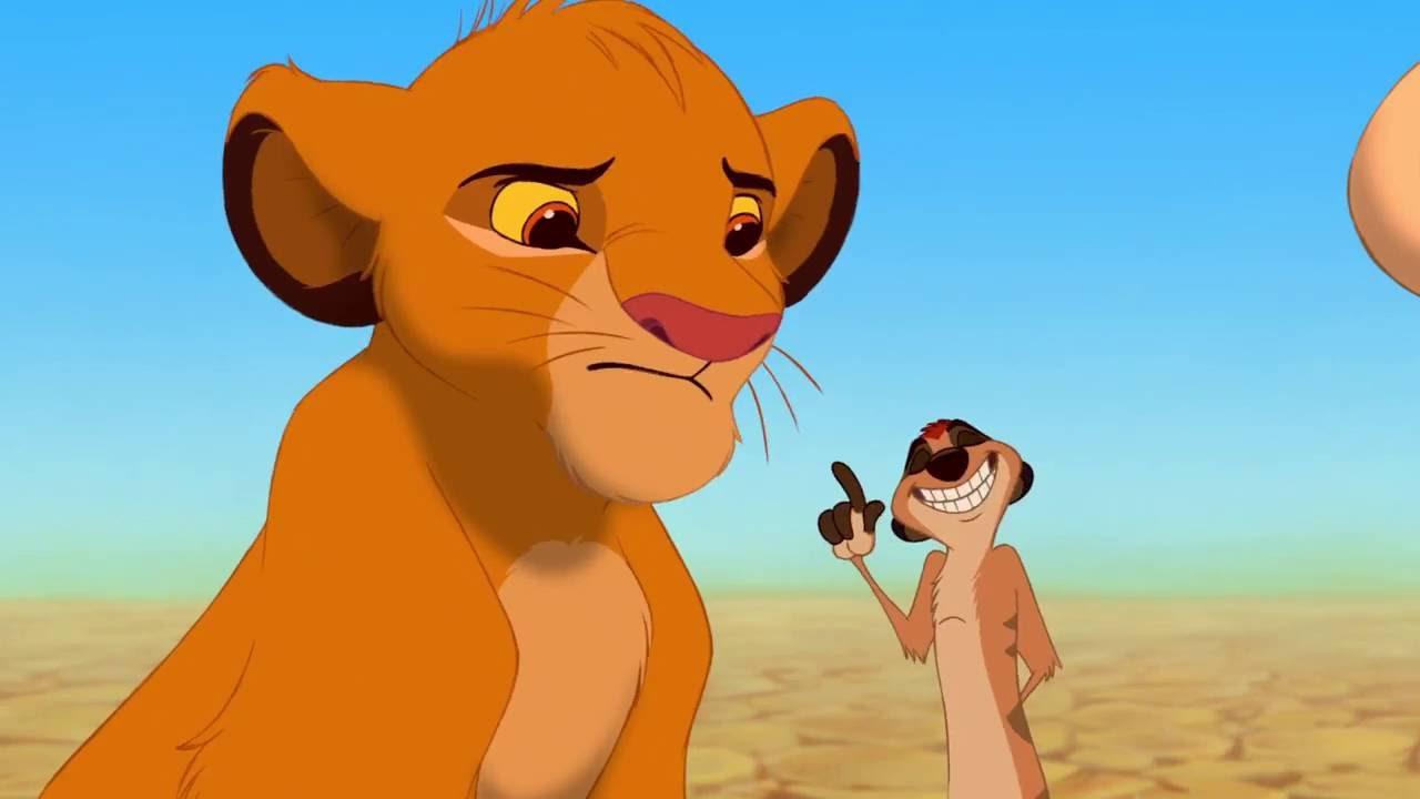 Король лев 2: гордость симбы (1998) скачать торрентом мультфильм.