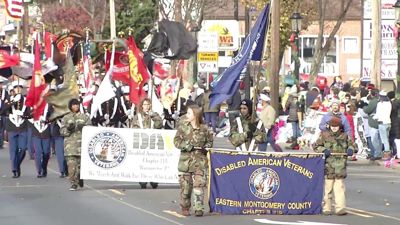Hatboro Christmas Parade 2020 Hatboro Holiday Parade 2016   YouTube