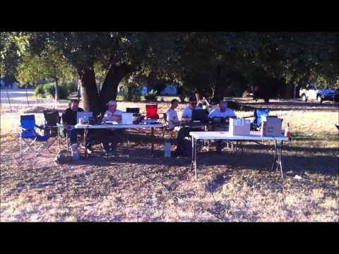 W6SFM ARRL Field Day 2013