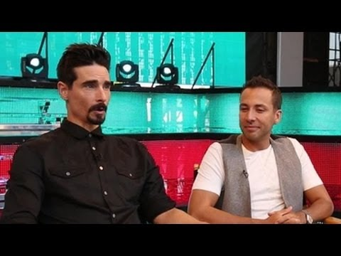 He Didn't Know His Father Was Famous: The Backstreet Boys Discuss Parenthood