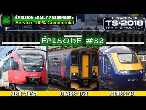 "[LCDG-TV France] Emission ""Daily Passenger"" #32"