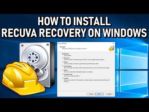 Download Recuva Is Best Data Recovery Software For Windows