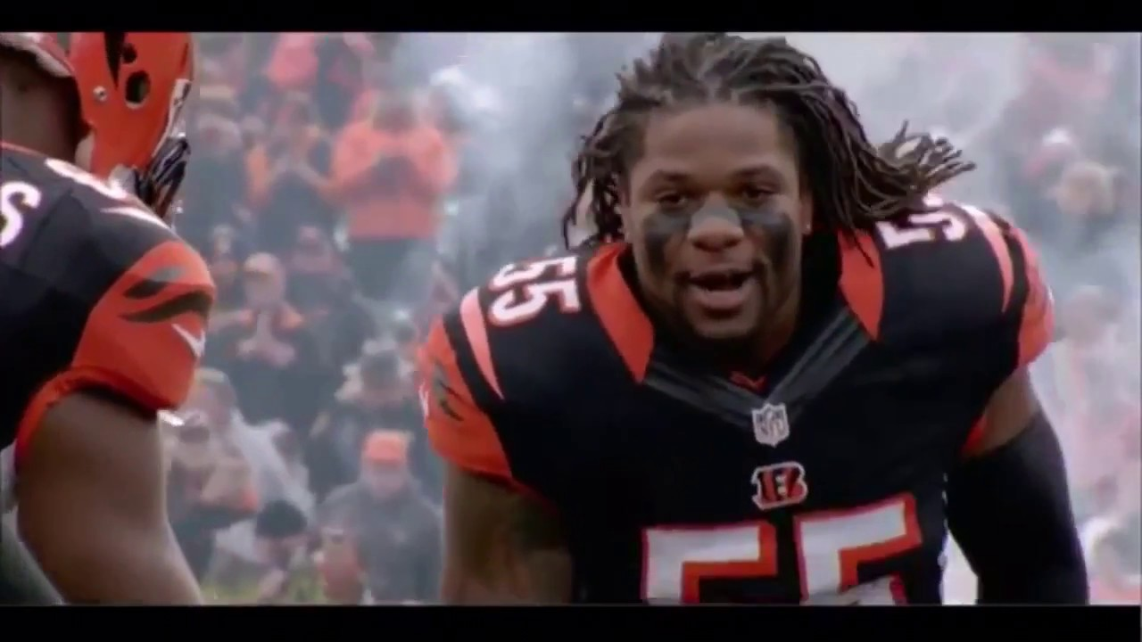 Vontaze Burfict Career Highlights