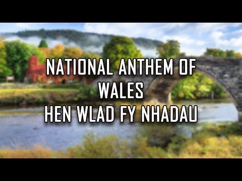 National Anthem of Wales (Remake) - Hen Wlad Fy Nhadau (Land of My Father)