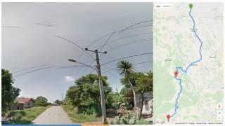 Hyperlapse Google Street View Free HD Video