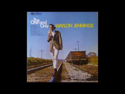 Waylon Jennings The One And Only 1967 Full Album Mp3