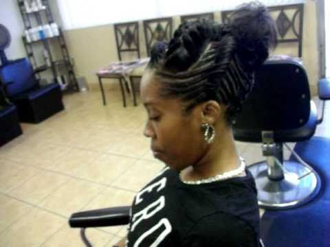 Styles By Tiana Twist W Under Braid YouTube