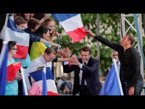 Obama endorses French presidential candidate Emmanuel Macron