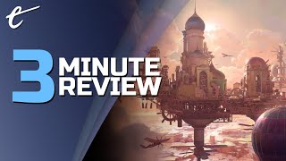 Airborne Kingdom | Review in 3 Minutes (Video Game Video Review)