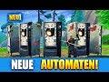 NEUE AUTOMATEN MIT ITEMS!! + SENSE IM SHOP!! - Fortnite Battle Royale
