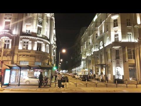 Belgrade by night 2017