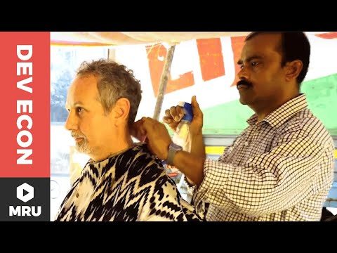 Purchasing Power Parity: When in India, Get a Haircut