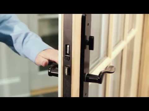 Marvin French Door - How to Operate the Multipoint Hardware