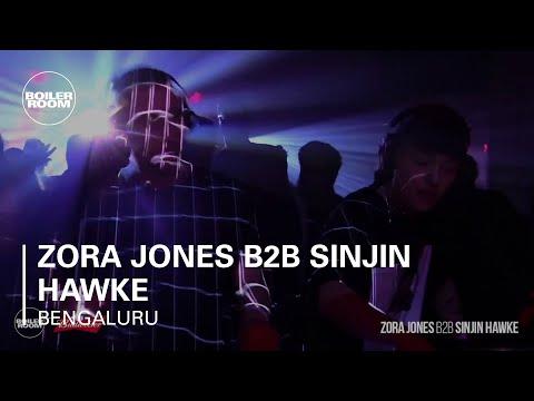 Experimental-Club: Zora Jones b2b Sinjin Hawke Boiler Room Bengaluru Budweiser DJ Set