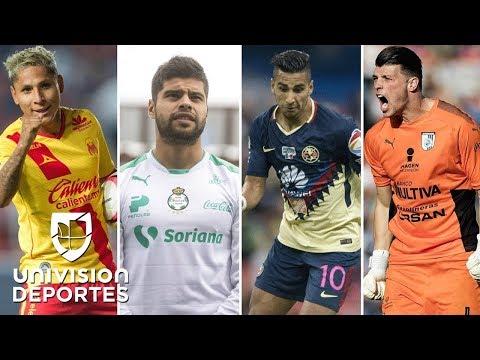 Las altas y las bajas confirmadas, más los rumores, de los 18 clubes de México antes del draft