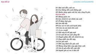 [ List ] Những Ca Khúc Nhạc Hoa Hay Và Lãng Mạn Nhất Về Tình Yêu - Nam Nữ Song Ca