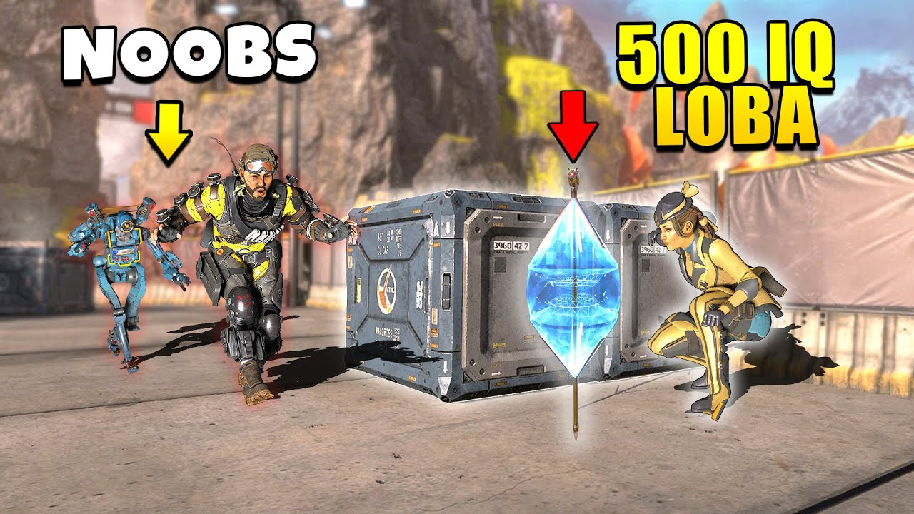 What Rank 1 LOBA Looks Like in Apex Legends - NEW Apex Legends Funny & Epic Moments #435