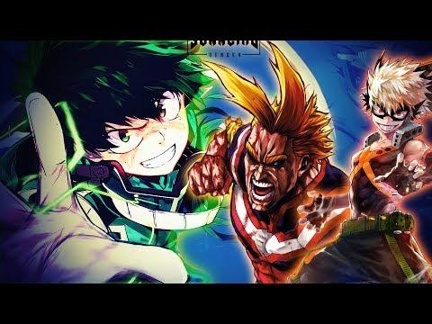 Boku no Hero Academia 2nd「AMV」Midoriya & Bakugo vs All Might ᴴᴰ