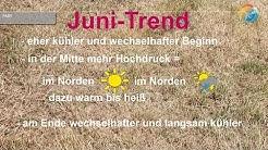Wettervorhersage: Wie wird das Wetter im Juni 2020? Schafskälte oder Hochdruck?