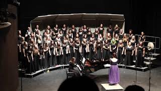 """Carol of the Bells"" (arr. Shaw) - ASU Women's Chorus"