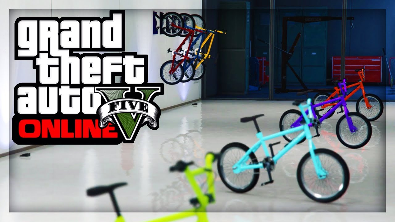 Color change online - Gta 5 Online Bmx Bike Color Change Glitch Patch 1 32 January 2016 Update