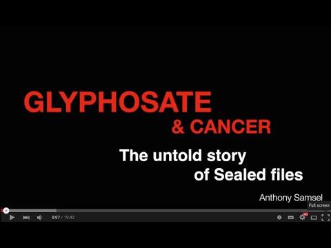 Samsel on Glyphosate safety tests - Part 1
