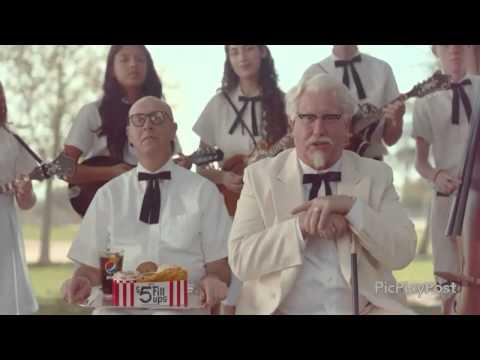 KFC Commercial America's Favorite Music