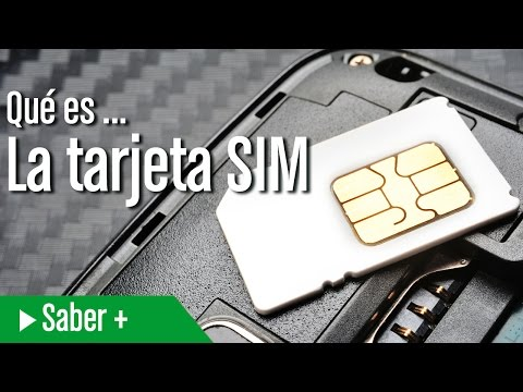 Qué es una tarjeta SIM