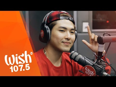 """YOHAN performs """"Real Quick"""" LIVE on Wish 107.5 Bus"""