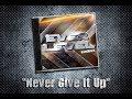 """""""Never Give It Up"""" lyrics - HARDWORK - EverLevel"""