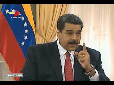 Maduro dará un mes de aguinaldo en petros (medio petro) a pensionados y trabajadores públicos