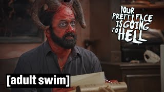 Hell Worthy Sins | Your Pretty Face is Going to Hell | Adult Swim