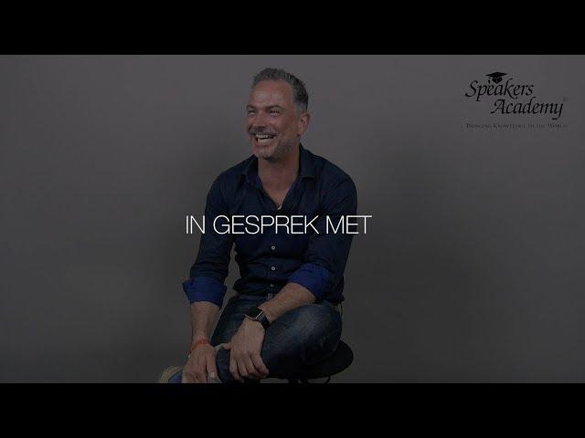 Speakers Academy® in gesprek met Peter Ros