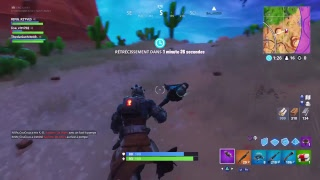 [Live/PS4/Fr] Fortnite the key to the secret skin go 80 subscriber