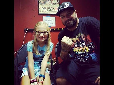 Kids Interview Bands - Frank Novinec (Hatebreed)