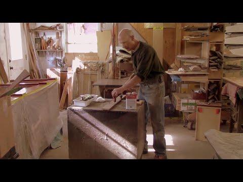 Restoring a Hand Plane - Thomas Johnson Antique Furniture Restoration