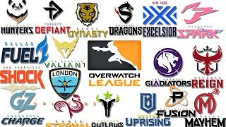 [FULL LIST] EVERY OWL PLAYER ON EVERY OVERWATCH LEAGUE TEAM!