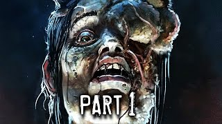 The Last of Us Remastered Gameplay Walkthrough Part 1 - Review (PS4)