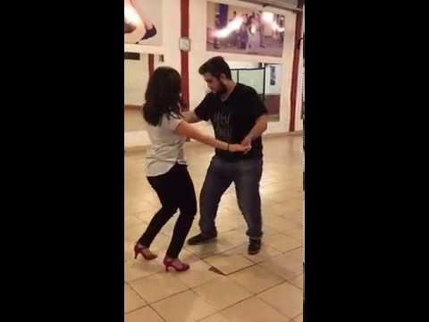 Bachata con Eze García @ Our Song (Aventura)